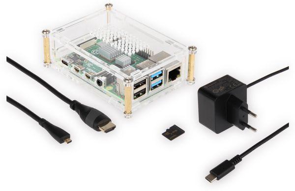 Raspberry Pi 4B 2GB Starter Set