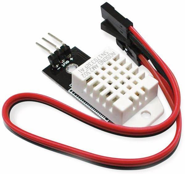 JOY-IT Temp. -und Feuchtigkeitssensor DHT22/AM2302