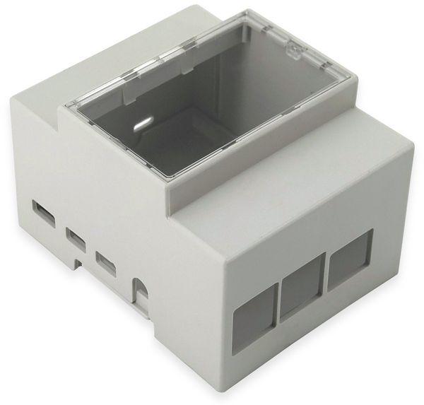 JOY-IT Hutschienengehäuse für Raspberry Pi 4 B