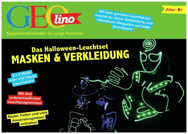 FRANZIS GEOlino - Das Halloween Leuchtset Masken & Verkleidung
