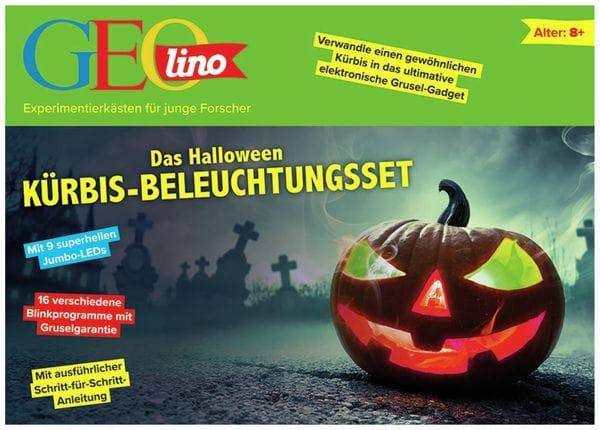 FRANZIS GEOlino - Halloween Kürbisbeleuchtungsset