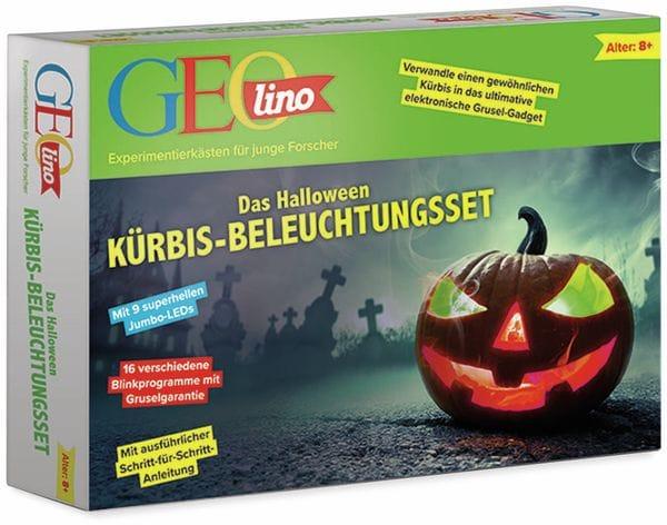 FRANZIS GEOlino - Halloween Kürbisbeleuchtungsset - Produktbild 2