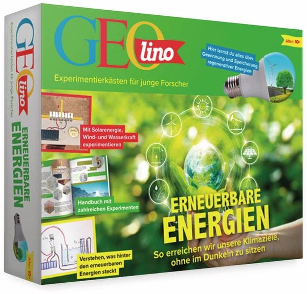 FRANZIS GEOlino Erneuerbare Energien