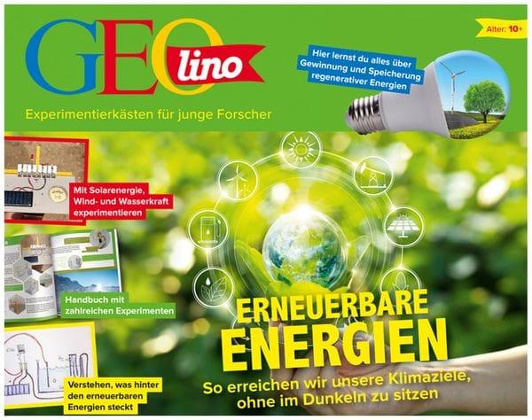 FRANZIS GEOlino Erneuerbare Energien - Produktbild 2