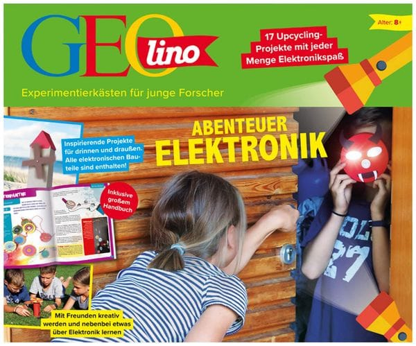 FRANZIS GEOlino Abenteuer Elektronik