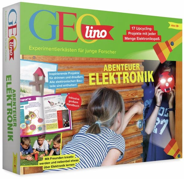 FRANZIS GEOlino Abenteuer Elektronik - Produktbild 2