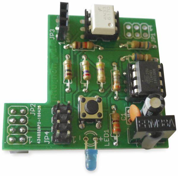 Lötbausatz Einschaltmodul für Raspberry Pi 1/2/3/4 - Produktbild 3