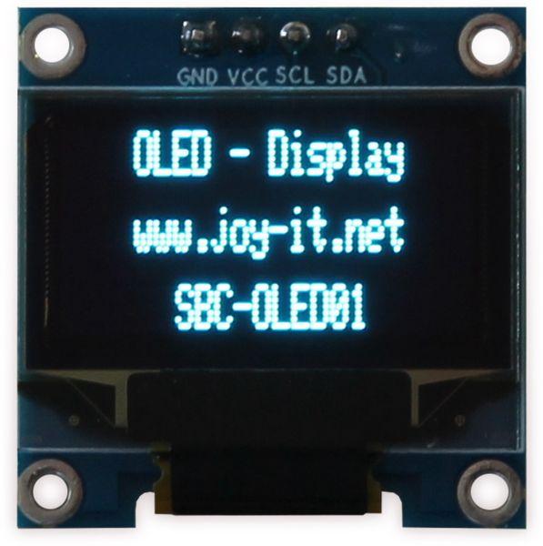 "JOY-IT 0,96"" I²C-OLED Display - Produktbild 2"