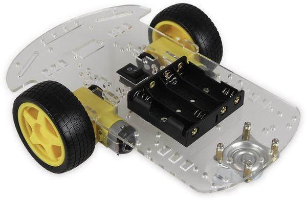 JOY-IT Robot Car Kit 05 für Raspberry Pi & Arduino