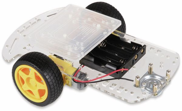 JOY-IT Robot Car Kit 05 für Raspberry Pi & Arduino - Produktbild 3