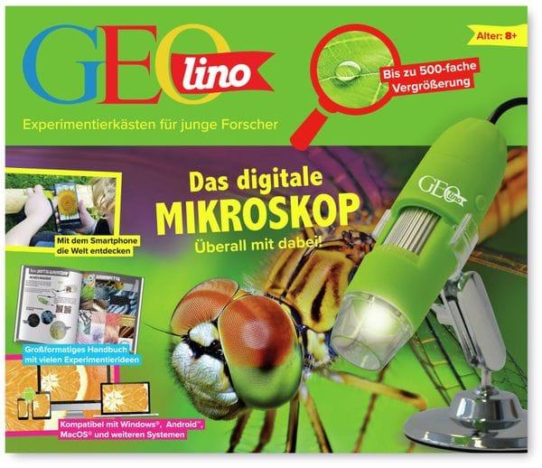 FRANZIS GEOlino, Das digitale Mikroskop - Produktbild 2