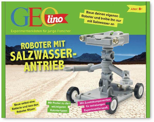FRANZIS GEOlino, Roboter mit Salzwasserantrieb - Produktbild 2