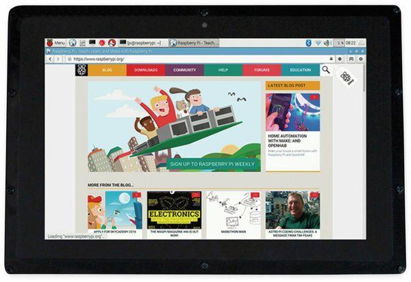 "JOY-IT 10.1"" Touchscreen Display für Raspberry Pi"