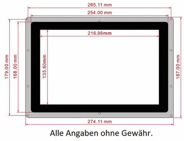 "JOY-IT 10.1"" Touchscreen Display für Raspberry Pi - Produktbild 6"