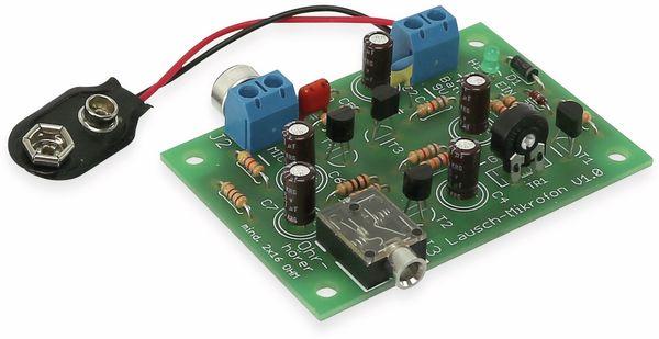 Bausatz Spionage Mikrofon V1.0