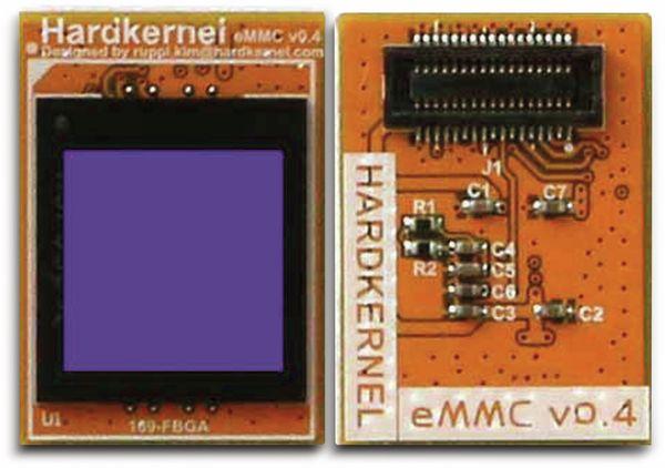 ODROID, 16GB eMMC Module C4