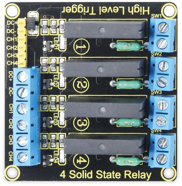 JOY-IT, Relais-Modul, SBC-SSR01 - Produktbild 2