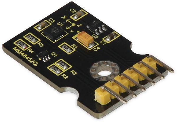 JOY-IT, Beschleunigungssensor, SEN-MMA8452Q