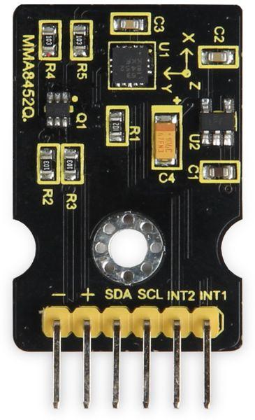 JOY-IT, Beschleunigungssensor, SEN-MMA8452Q - Produktbild 2