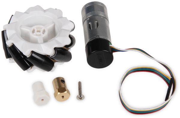 JOY-IT, Roboter Radsatz, COM-MOTOR06 - Produktbild 2