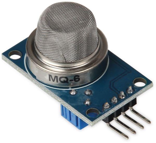 JOY-IT, Flüssiggassensor, SEN-MQ6