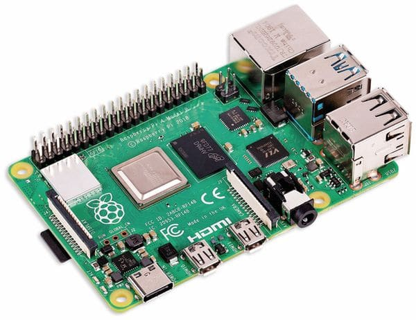 Raspberry Pi 4 Model B 8GB - Produktbild 2