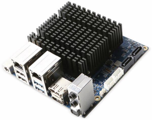 ODROID-H2+ Einplatinen-Computer, Rev-B