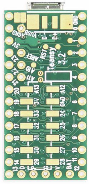 PJRC, Teensy 3.2 USB Development Board - Produktbild 3