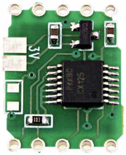 PJRC, Micro SD Card Adapter Teensy 2.0 - Produktbild 3