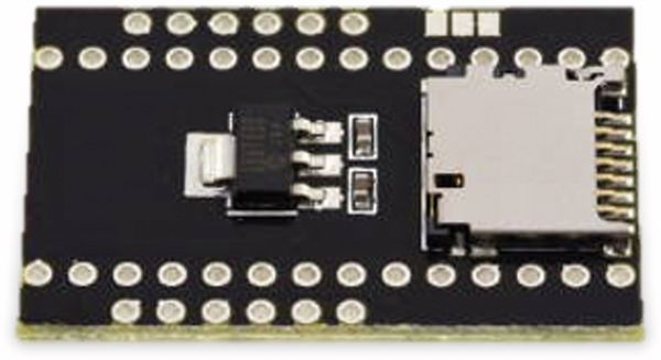 PJRC, Teensy 3 to WIZ820&SD Card Adapter
