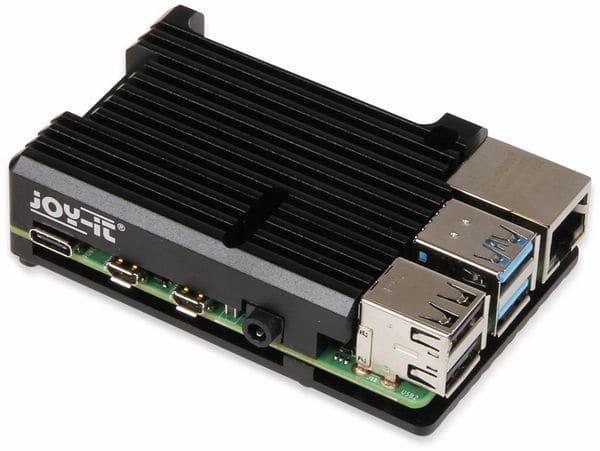 "JOY-IT Armor Case ""BLOCK"" für den Raspberry Pi 4B - Produktbild 2"