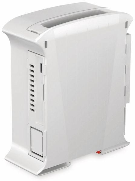 Hutschienengehäuse Italtronic 10.0052450.RP4 für Raspberry Pi 4 Model B - Produktbild 2
