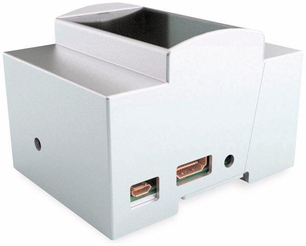 Hutschienengehäuse Italtronic 25.0410000.OCP für Odroid C1+ - Produktbild 2