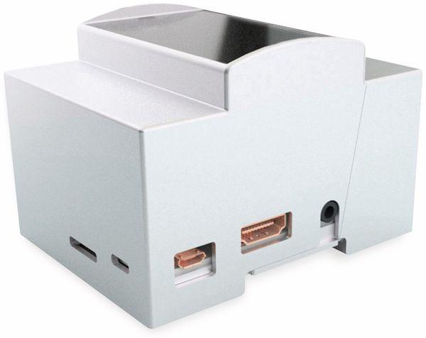 Hutschienengehäuse Italtronic 25.0410000.RP3 für Raspberry Pi 3 Model B/B+ - Produktbild 2
