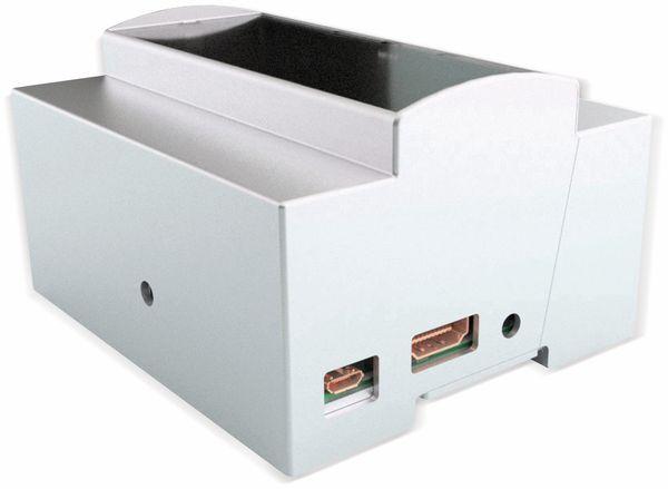 Hutschienengehäuse Italtronic 25.0610000.OCP für Odroid C1+ - Produktbild 2