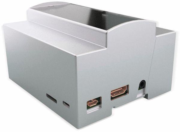 Hutschienengehäuse Italtronic 25.0610000.RP3 für Raspberry Pi 3 Model B/B+ - Produktbild 2