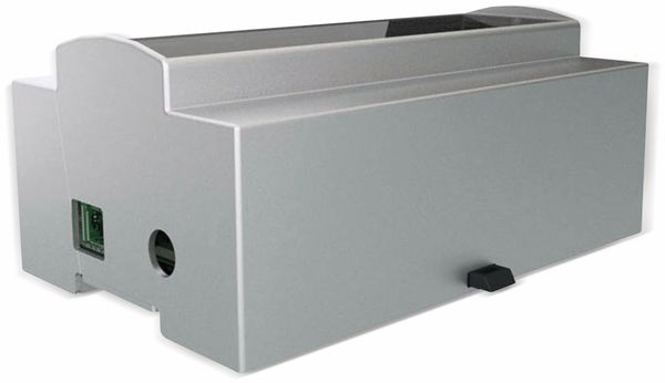 Hutschienengehäuse Italtronic 25.0810000.MEGA für Arduino Mega