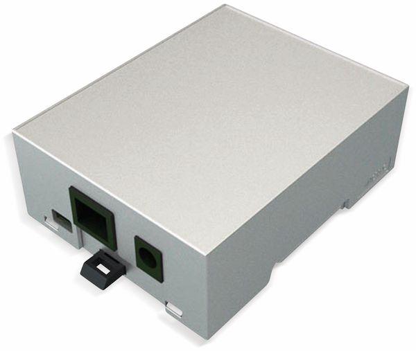 Hutschienengehäuse, italtronic, 33.0414000.BGB für Beaglebone