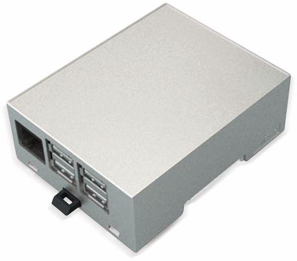 Hutschienengehäuse Italtronic 33.0414000.RMB für Raspberry Pi B+ - Produktbild 3