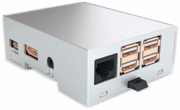 Hutschienengehäuse Italtronic 33.0414000.RP3 für Raspberry Pi 3 Model B/B+