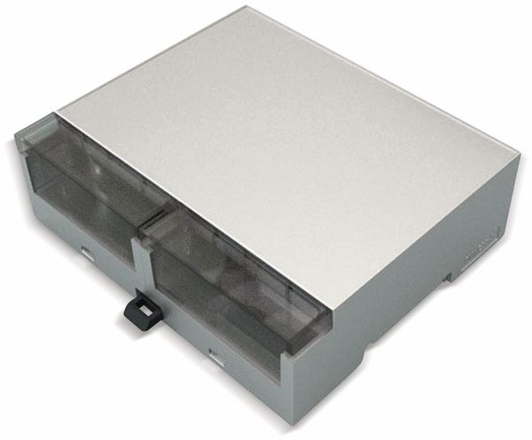 Hutschienengehäuse Italtronic 33.0606000.YUN für Arduino Yun