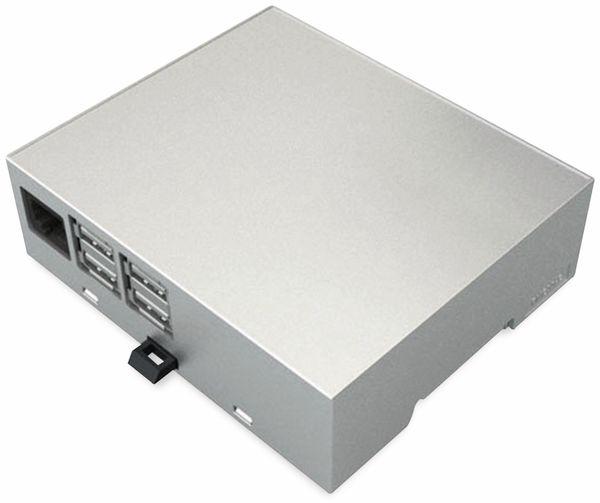 Hutschienengehäuse Italtronic 33.0614000.RMB für Raspberry Pi B+ - Produktbild 3