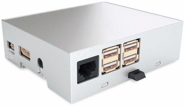 Hutschienengehäuse Italtronic 33.0614000.RP3 für Raspberry Pi 3 Model B/B+
