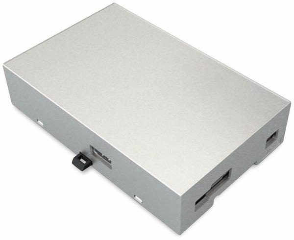 Hutschienengehäuse Italtronic 33.0814000.RCM für Raspberry Pi Compute Module - Produktbild 3