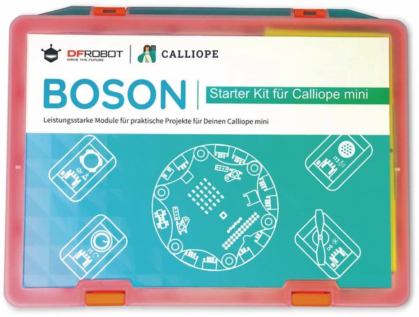 Calliope Boson-Kit DFRobot - Produktbild 6