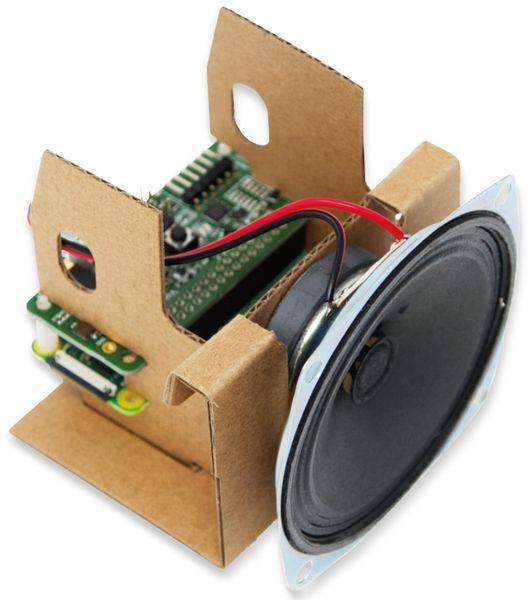 Google AIY Voice Kit v2: maschinelles Lernen zum Selbermachen - Produktbild 3