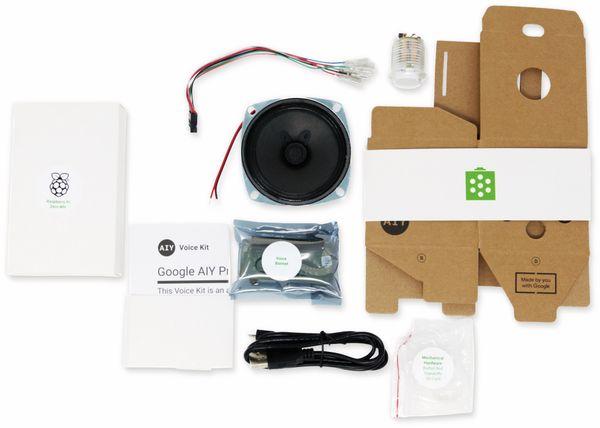 Google AIY Voice Kit v2: maschinelles Lernen zum Selbermachen - Produktbild 5