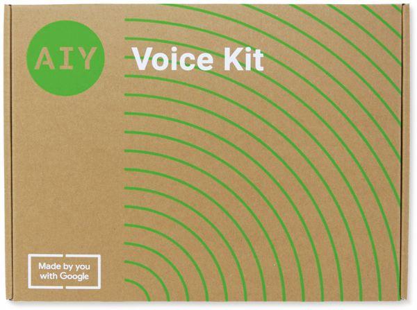 Google AIY Voice Kit v2: maschinelles Lernen zum Selbermachen - Produktbild 6
