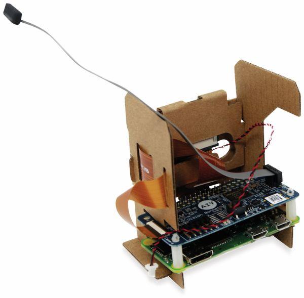 Google AIY Vision Kit: maschinelles Lernen zum Selbermachen - Produktbild 4