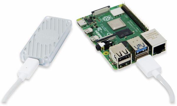 Google Coral USB Accelerator: USB Koprozessor für maschinelles Lernen - Produktbild 3